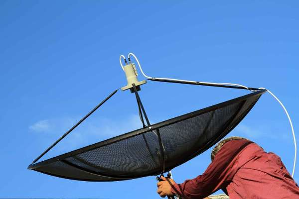 resintonizacion de antenas